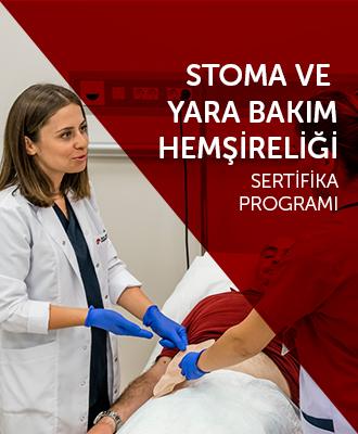 Stoma ve Bakım Hemşireliği Sertifika Programı