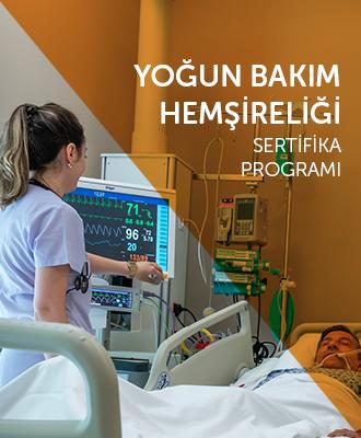 Yoğun Bakım Hemşireliği Sertifika Programı