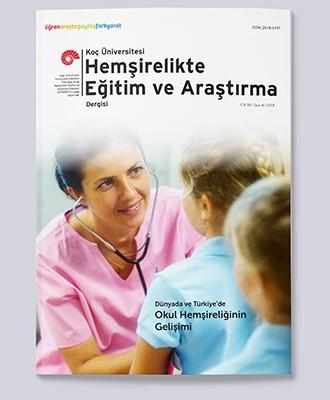 Hemşirelikte Eğitim ve Araştırma Dergisi