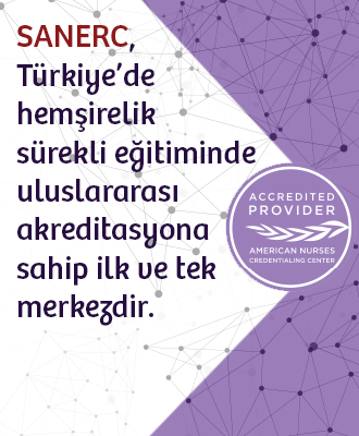 SANERC, Türkiye'de hemşirelik…